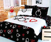 Комплект постели Man&Woman, Le Vele Семейный комплект