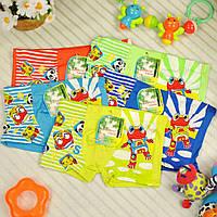Трусики-шортики для мальчика (4-11 лет) TMN (Код: 3182/2)