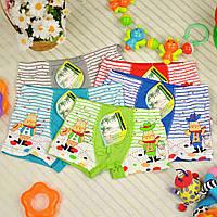 Трусики-шортики для мальчика (4-11 лет) TMN (Код: 3182/3)