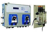 Измерительно-дозирующая станция Pool basic Evo pH/Cl