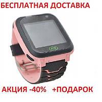 Детские наручные часы Smart F3 смарт глянец часы телефон GPS трекер детский телефон с кнопкой сос, фото 1
