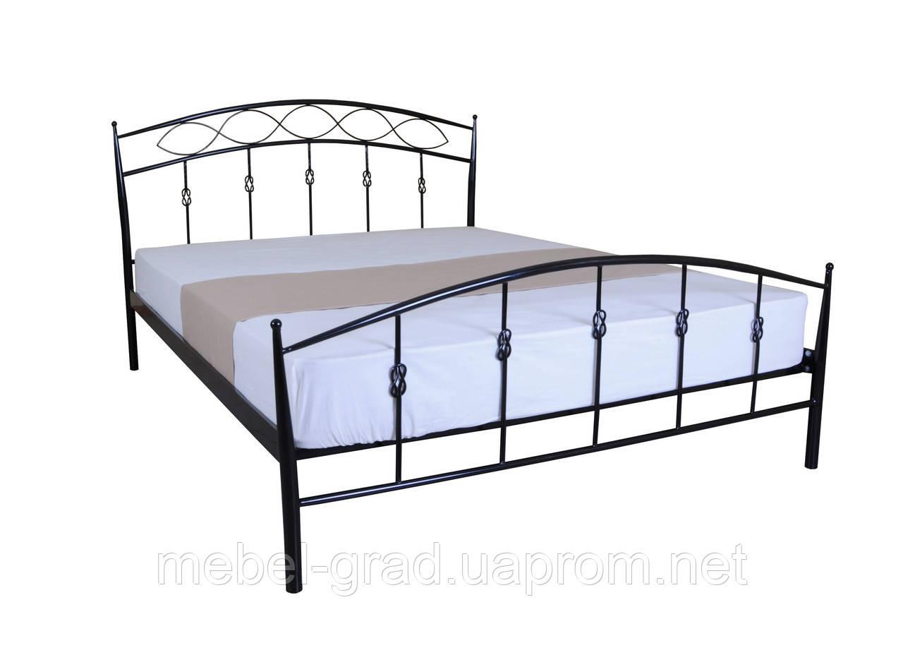 Ліжко двоспальне Летиція MELBI 180х200