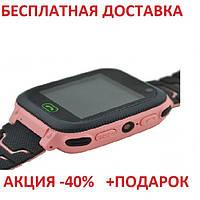 Детские наручные часы Smart F3 смарт блистер часы телефон GPS трекер детский телефон с кнопкой сос, фото 1