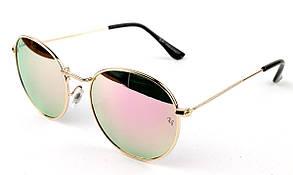 Солнцезащитные очки Ray Ban металл. оправа