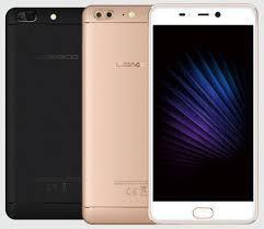 """Смартфон Leagoo T5 золотого кольору Android 7,0; 5,5""""; 4/64 Гб . Телефон. Акція!"""