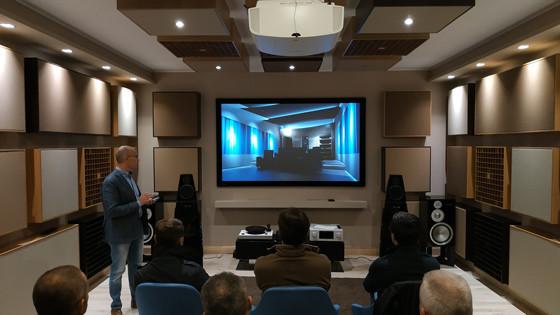 Sony VPL-VW270ES 4K проектор для домашнего кинотеатра