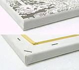 """Рисование по номерам """"Щенки и бурундучек"""" (MG1132, КН1132), 40х50см., фото 2"""