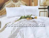 Одеяло Dophia  зима-лето на кнопках 155х215 см (х2), цвет - белый