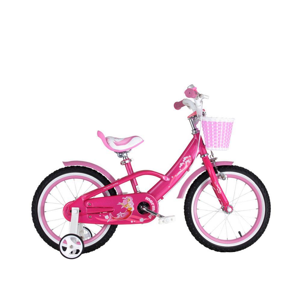 "Детский велосипед RoyalBaby MERMAID 18"" OFFICIAL UA (ST)"