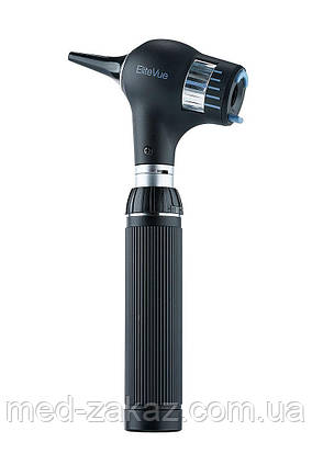 Отоскоп Riester EliteVue, LED 2,5 В, с С-ручкой для 2 алкалиновых батареек