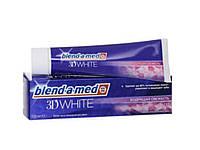 Зубна паста Blend-a-med 3D White Бадьористь 100 мл ТМBlend-a- 230b88deb84ab