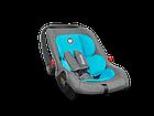 Дитяче автокрісло Автолюлька Lionelo Noa Plus (0-13 кг) Vivid Turquoise, фото 2