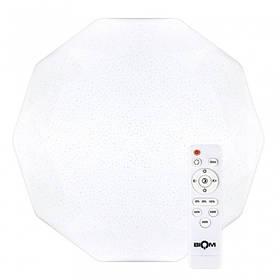 Светодиодный светильник BIOM Smart Diamond 50Вт 40см с пультом