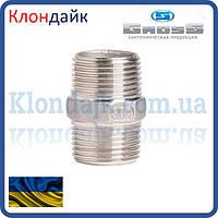 Нержавейка  нипель (Stainless Steel) 1