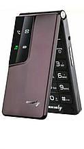 Мобильный телефон Unruly U515 coffe 2 сим