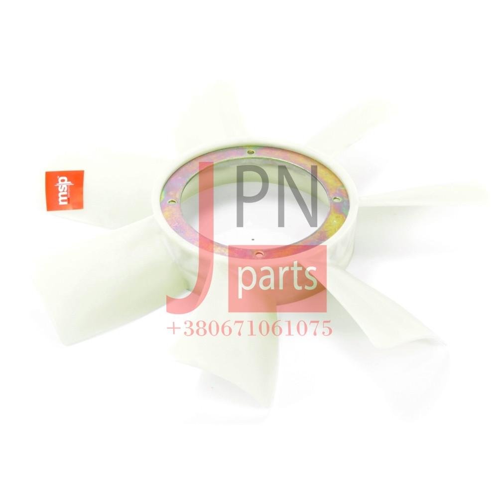Крильчатка вентилятора БОГДАН/NQR86 E3/E4/E5 (Лопатей=7) (8973673811) MEST