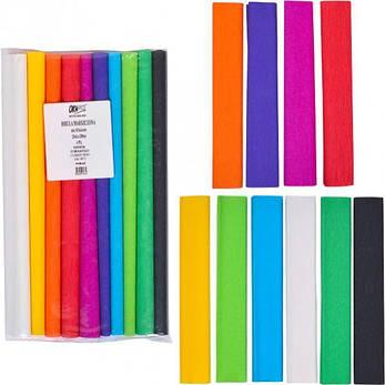Набор бумаги «OK OFFICE» MIX mini 25×200 гофрированной 10 цветов , фото 2