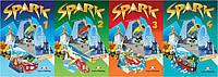 Spark 1-4 (Student's Book + Workbook)