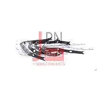 РМК прокладок кріплення піддону (Метал) БОГДАН E1/E2 (8971869920) MEST, фото 1