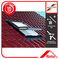 Мансардное окно Roto R45 7/11 K (ПВХ)