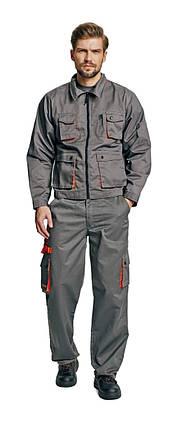 Куртка рабочая Desman мужская демисезонная серая, фото 2