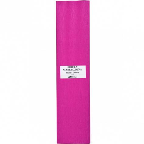 Бумага «OK OFFICE» гофрированная розовая, фото 2
