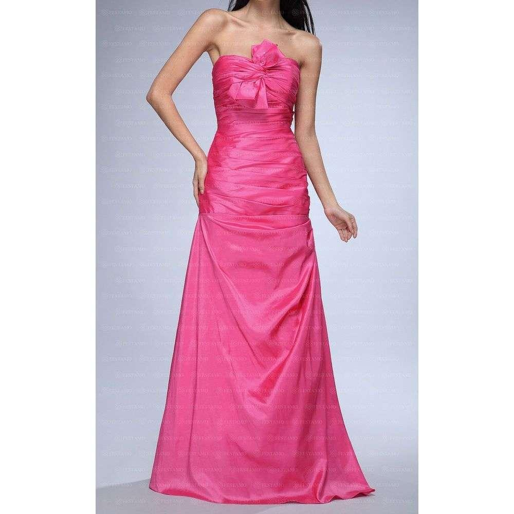 Женское платье от Festamo - red - Мкл-F1246-red