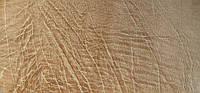 Кожвинил гладкий песочный от рулонв