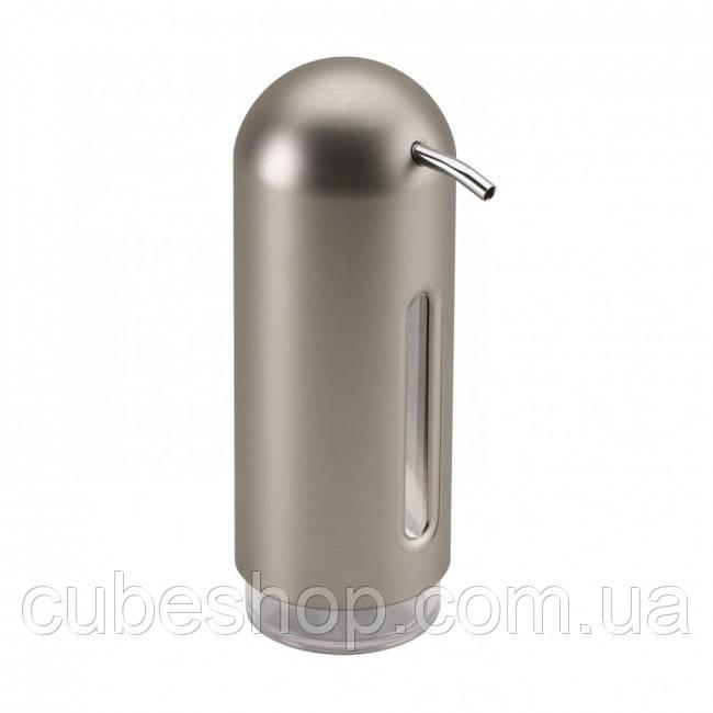 Диспенсер для жидкого мыла Penguin Umbra (никель)