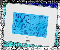 Метеостанция Clatronic WSU 7026 White