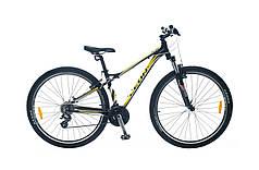 """Горный велосипед 29"""" LEON TN 85 2014 (черно-желтый) SKD-LN-29-000-1"""