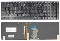 Клавиатура ноутбука Lenovo Y580 NBC LV DFT4B8 RU 101 Key Backlight KBD