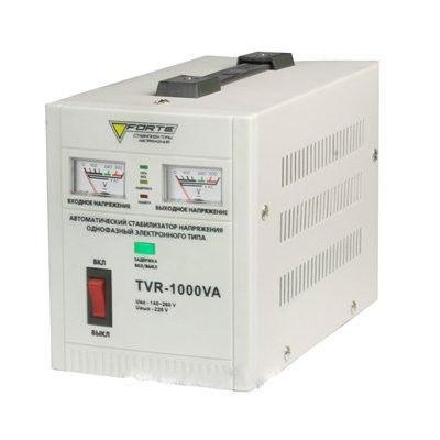 Стабилизатор Forte TVR-1000VA