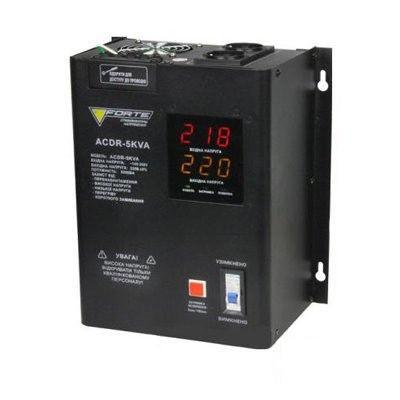 Стабилизатор Forte ACDR-5kVA
