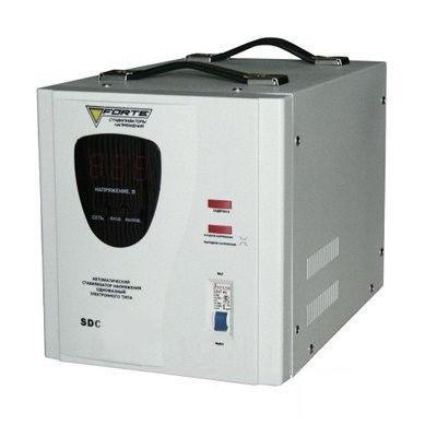 Стабилизатор Forte SDC-8000VA