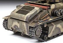 Т-28 советский средний танк. Сборна модель в масштабе 1/35. ZVEZDA 3694, фото 3