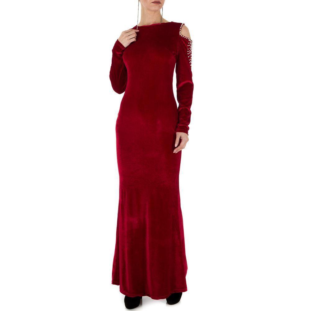 Женское платье от Emmash Paris, размер S/36 - winered - KL-WJ-8063-S winered