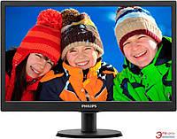"""Монитор 18.5 """" Philips V-line 193V5LSB2 (193V5LSB2/62)"""