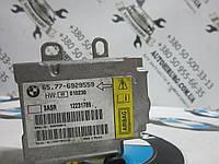 Сенсор блок управления (модуль подушек) AirBag BMW e65/e66 (6920469 / 6929559), фото 1