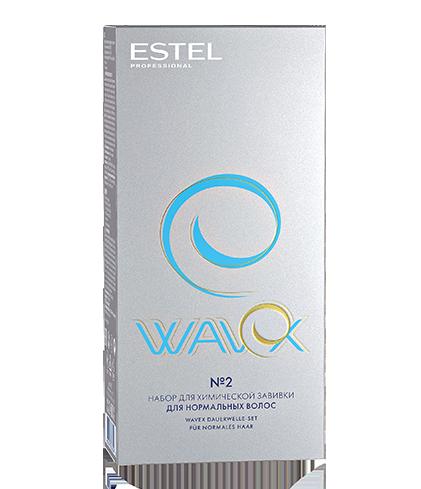 Estel professional Набор для химической завивки для нормальных волос WAVEX