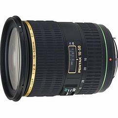 Объектив PENTAX DA* 16-50 mm F2.8 ED AL [IF] SDM