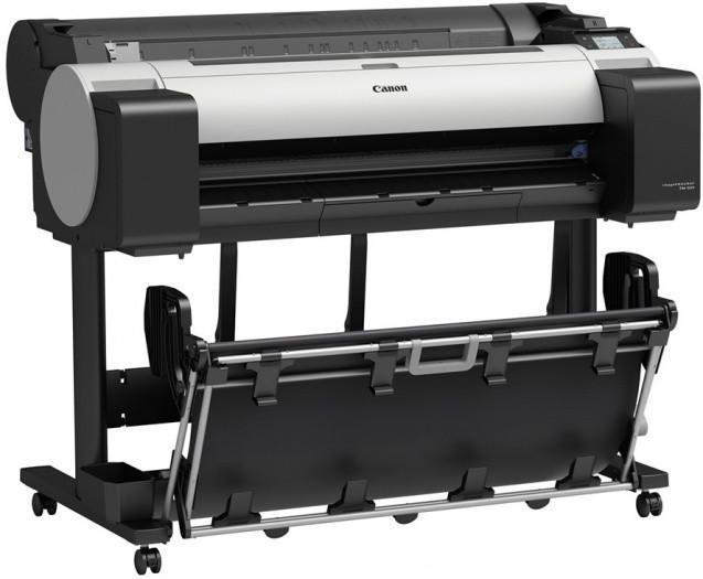 """Плоттер Canon imagePROGRAF TM-300 36"""" (А0+)"""