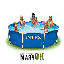 Бассейн каркасный Intex 28200, 305 - 76 см