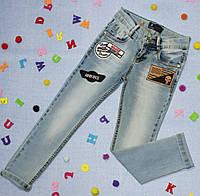"""Модные детские джинсы на мальчика """"AIR""""  р. 5-12 лет"""
