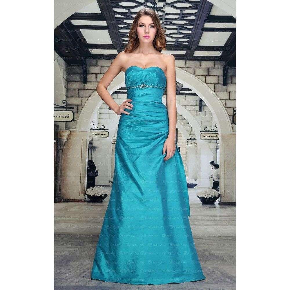 Женское платье от Festamo - Хантер - Мкл-F1860-Хантер