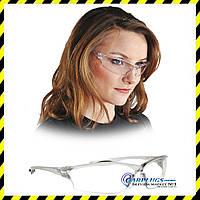 Очки защитные MCR LAW (прозрачные линзы), США., фото 1