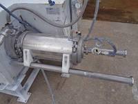 Б/у бисерная мельница Hosokawa модель 132AHM. объемом 5 лтр