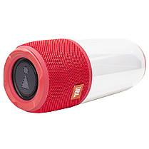 ★Колонка BL JBL Pulse Р3 Red с подсветкой Bluetooth громкая связь стерео звук беспроводная, фото 3