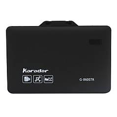 """Антирадар Karadar G-860STR 2.4"""" дисплей обнаружение сигналов лазера GPS ГЛОНАСС голосовые подсказки"""