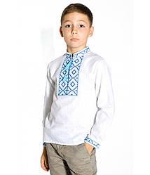 Вишиванка на хлопчика, розмір 116 - 164
